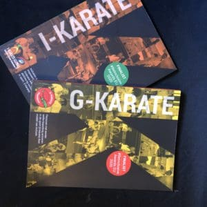 Exclusive book 'I-Karate', by Eric Bortels