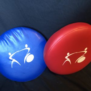 Boxing Pillows ( Small Round ) with IKF logo